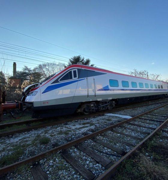ETR470 Pendolino Alstom Τρένο