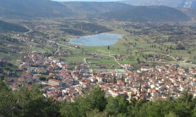 H περιοχή της Δεσφίνας στη Δωρίδα, όπου θα αναπτυχθεί το νέο Delphi Golf Resort