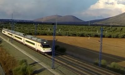 high speed trains τρένο