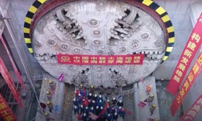 υποθαλάσσιο τούνελ Κίνα