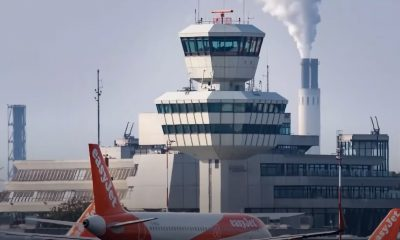 νέο αεροδρόμιο Βερολίνου