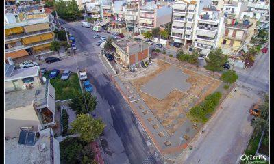νίκαια πλατεία parking