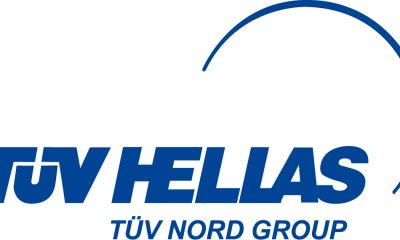 TUV HELLAS Logo