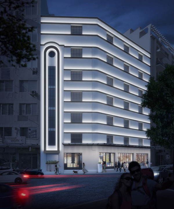 brown hotel Θεσσαλονίκη