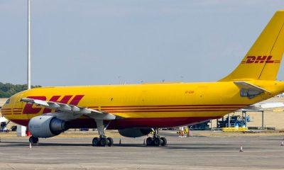 Αεροσκάφος της DHL