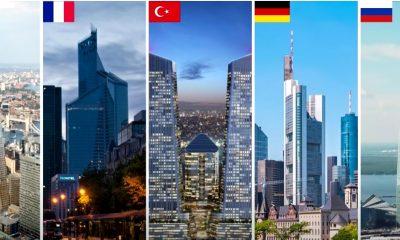 Ευρώπη μεγαλύτερα κτίρια