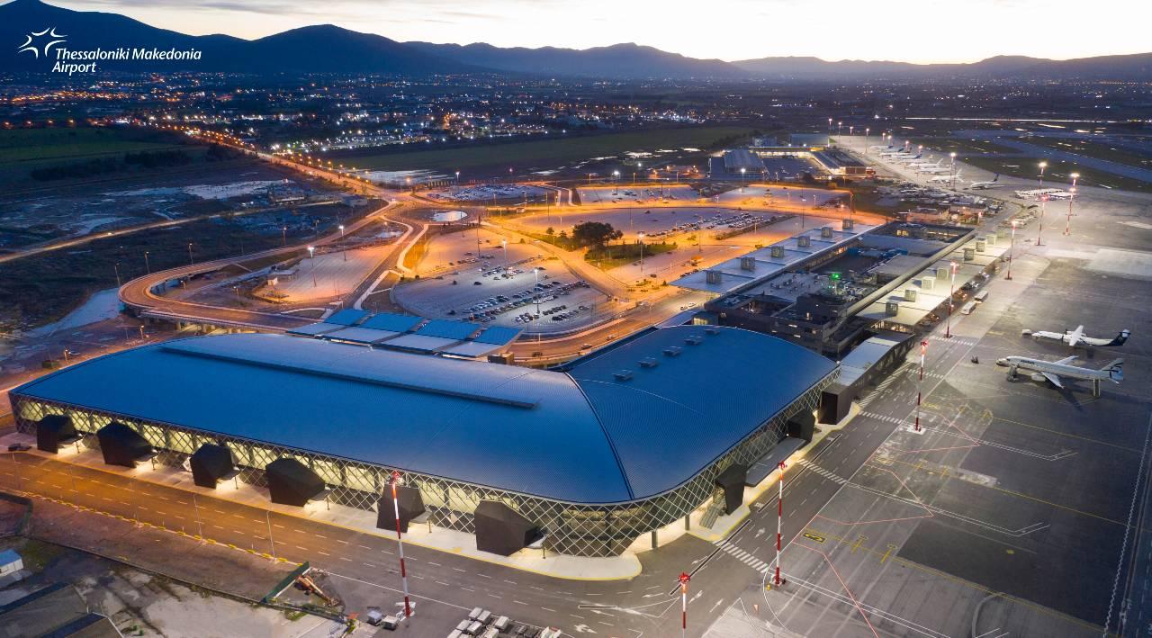 Το αεροδρόμιο Μακεδονία-ΠΗΓΗ: Fraport