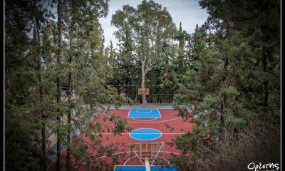 γήπεδο μπάσκετ νίκαια ρέντη