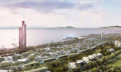 Οι νέοι Πύργοι στο Ελληνικό - Φωτό: Lamda Development