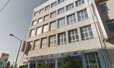 Το κτίριο γραφείων στον Πειραιά που απέκτησε η BriQ Properties