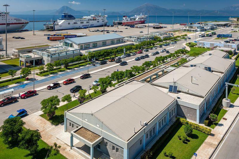 λιμάνι Πάτρας ΟΛΠΑ