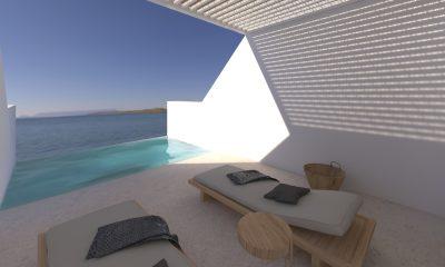 Το νέο 5άστερο Paros Rocks Luxury Hotel & Spa στην Πάρο