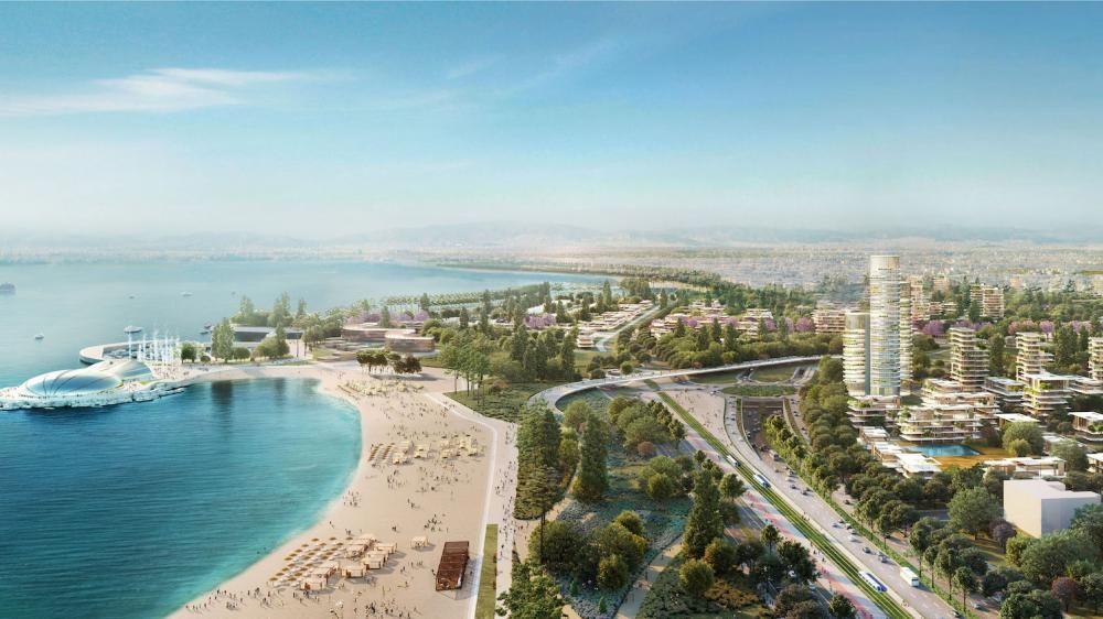 Ελληνικό παραλία επενδυση