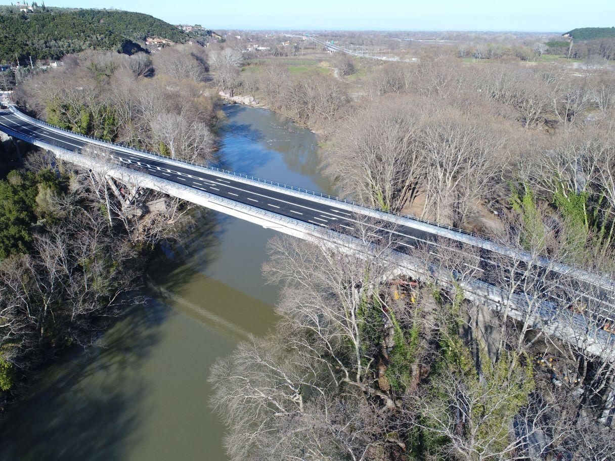γεφυρα πηνειου