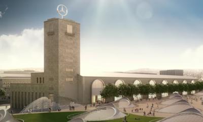 Γερμανία Σιδηροδρομικό Projetct