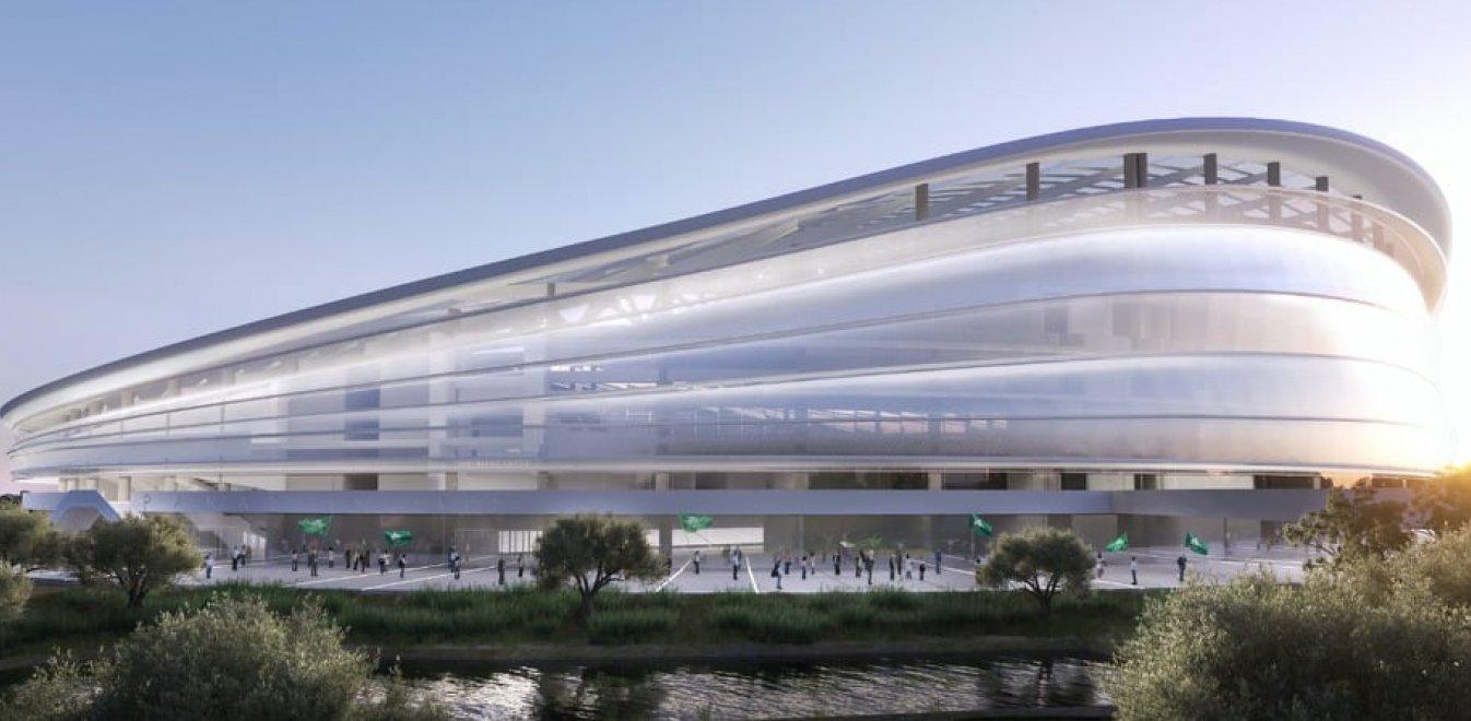 Οι πρώτες virtual εικόνες από το υπό σχεδιασμό νέο γήπεδο του Παναθηναϊκού στο Βοτανικό