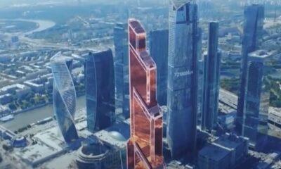 mercury tower Ρωσία