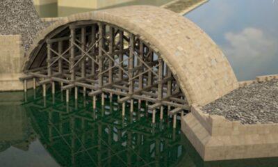 μεσαίωνας Τσεχία γέφυρα