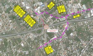 ολυμπία οδός κυκλοφοριακές ρυθμίσεις