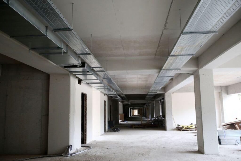 H πρόοδος των έργων στο νέο γήπεδο της ΑΕΚ, OPAP Arena, στη Νέα Φιλαδέλφεια - Πηγή: gazzetta.gr