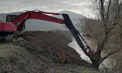 Τρίκαλα Πορταϊκός Ποταμός αντπλημμυρικά έργα