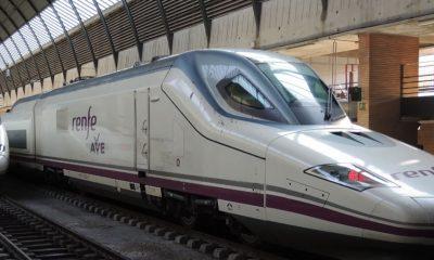Ισπανία Σιδηρόδρομοι
