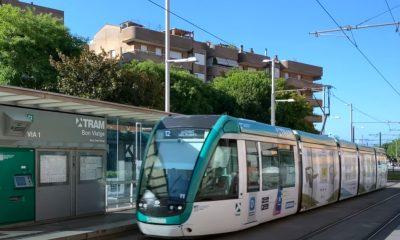 τραμ Βαρκελώνη