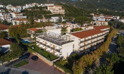 Το ιστορικό ξενοδοχείο Alkyon στη Σκιάθο - Πηγή: Alkyon Hotel