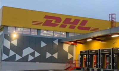Το νέο κέντρο διαλογής και γραφείων της DHL Express στο αεροδρόμιο Θεσσαλονίκης