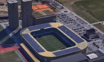 europe football stadiums