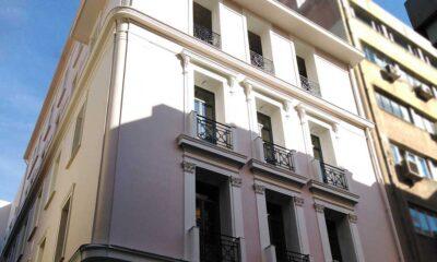 """Το νέο """"έξυπνο"""" ξενοδοχείο Hellenic Vibes στην Αγίας Ειρήνης - Φωτό: Hellenic Vibes"""