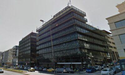 Το κτίριο που στέγαζε την Epirotiki Lines στην Ακτή Μιαούλη και θα μετατραπεί σε ξενοδοχείο