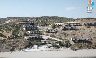 Το θρυλικό ξενοδοχείο Hotel Lakonis στο Γύθειο - Πηγή: Up Drones