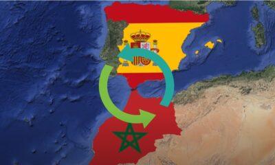 Ισπανία Αφρική Τούνελ