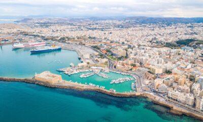 Το λιμάνι του Ηρακλείου - Φωτό: ΤΑΙΠΕΔ