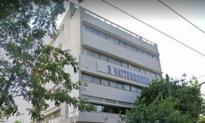 Τα γραφεία της Ναυτεμπορικής στην οδό Λένορμαν