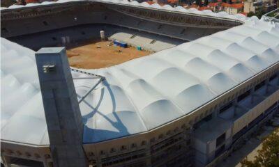 νέο γήπεδο ΑΕΚ