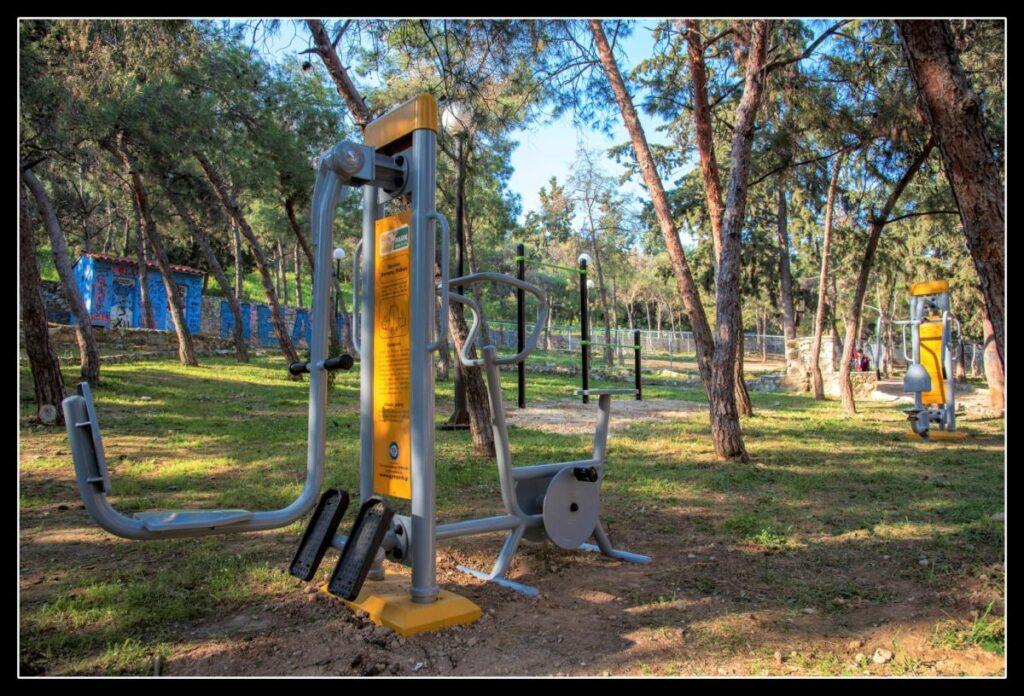 Νίκαια Υπαίθρια Γυμναστήρια 2