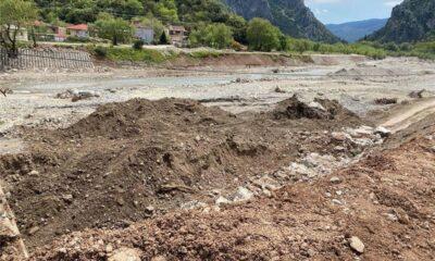 Ξεκίνησαν τα έργα για την αποκατάσταση του Πάμισου-Πηγή: Περιφέρεια Θεσσαλίας