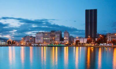 Άποψη του Πειραιά - Πηγή: Canva Pro