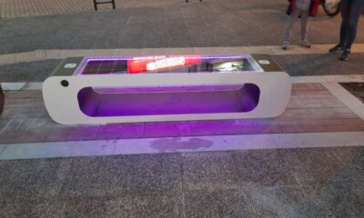 smart solar παγκάκια 3