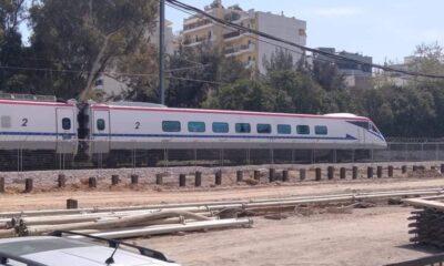 Βέλος τρένο ΤΡΑΙΝΟΣΕ