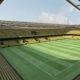 """Μακέτα από το νέο γήπεδο της ΑΕΚ """"OPAP Arena"""" στη Νέα Φιλαδέλφεια - Πηγή: DIMAND"""