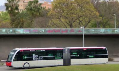 Το νέο δίκτυο λεωφορείων της Βαρκελώνης-Πηγή: Πηγή: YouTube Channel Railways of the World