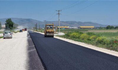 Σε τροχιά ολοκλήρωσης σημαντικό οδικό έργο στην Καρδίτσα-Πηγή: Περιφέρεια Θεσσαλίας