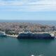 Το πρώτο κρουαζιερόπλοιο της σεζόν υποδέχθηκε ο Πειραιάς-Πηγή: ΟΛΠ
