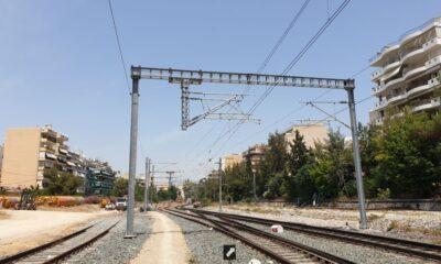 Σιδηρόδρομος έργα