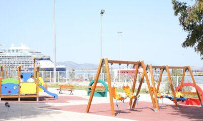 Ανακατασκευή παιδικών χαρών στον Πειραιά-Πηγή: Δήμος Πειραιά