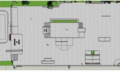 Άποψη του skate park στα Τρίκαλα-Πηγή: Περιφέρεια Θεσσαλίας