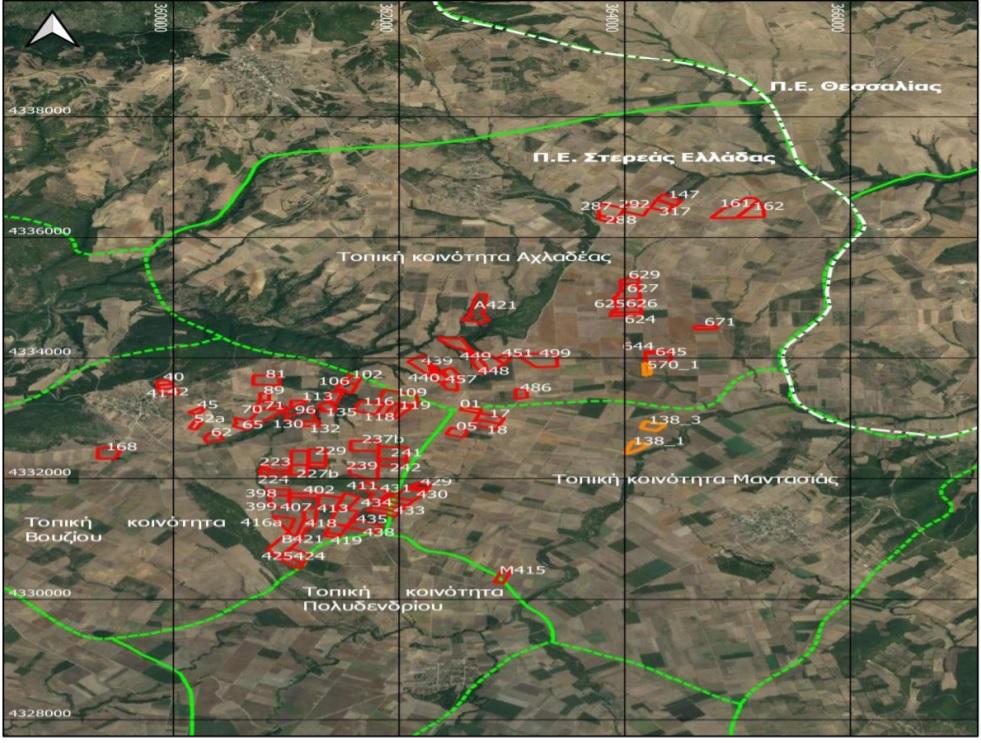 Άποψη της τοποθεσίας της επένδυσης της sky energy 300-Πηγή: Εnterprise Greece